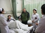 护理部组织开展全院业务查房