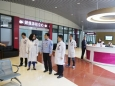 成飞公司副总经理潘杰到成飞医院关心指导健康体检工作