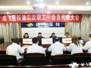 成飞医院成功召开第二次职工·会员代表大会