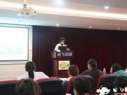 浙江大学赖瑞南教授到成飞医院作关于学科建设与人才培养专题讲座