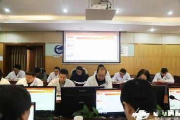 成飞医院第三党支部召开2018年第五次党员大会