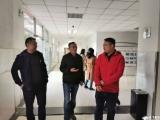 成飞医院党委委员、副院长周志一行到松潘县人民医院开展对口支援慰问调研工作