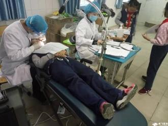 成飞医院开展成都市儿童口腔疾病综合干预项目