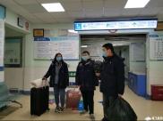 成飞医院医疗队奔赴一线共抗疫情