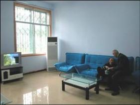 门诊病人休息室