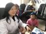 成飞医院赴松潘县开展贫困户结对帮扶和农民夜校培训
