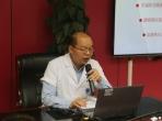 成飞医院党委委员王兴红为第三党支部党员讲党课