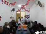 成飞医院领导班子与精神科患者共迎2021年新春佳节